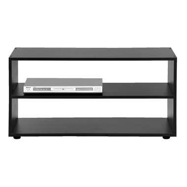 TV-meubel Vancouver - zwart - 45x60x39 cm