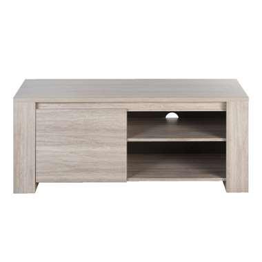 TV-meubel Yannick - grijs eikenkleur - 51x130x51 cm