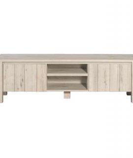 TV-meubel Jens – Grijs Eiken – 52x168x50 Cm