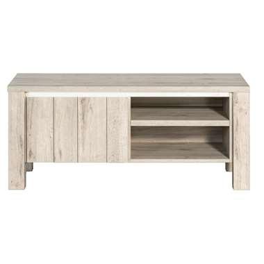 TV-meubel Jens - grijs eikenkleur - 52x118x50 cm