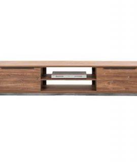 TV-meubel Matthias – Acaciakleur – 44x185x48 Cm