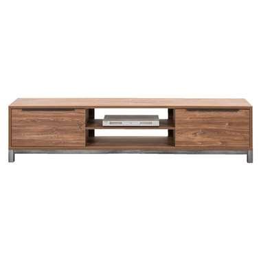 TV-meubel Matthias - acaciakleur - 44x185x48 cm