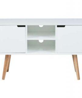 TV-meubel Lagoa – Wit – 62,5x96x38 Cm