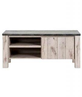 TV-meubel Jens – Grijs – 52x118x50 Cm