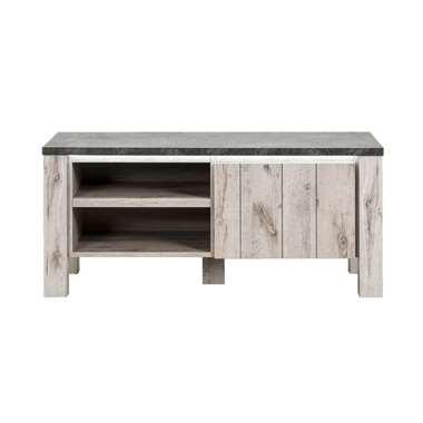 TV-meubel Jens - 52x118x50 cm (incl. verlichting)