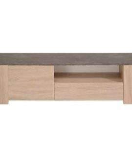 TV-meubel Jackson – Eiken – 138x41x40 Cm