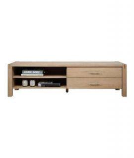 TV-meubel Ferre – Eikenkleur – 46,6×170,4×47 Cm