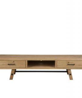 TV-meubel Norsholm – Eikenkleur – 42x180x45 Cm