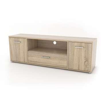 TV-meubel Uldum - eikenkleur - 50