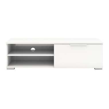 TV-meubel Uldum - wit - 33
