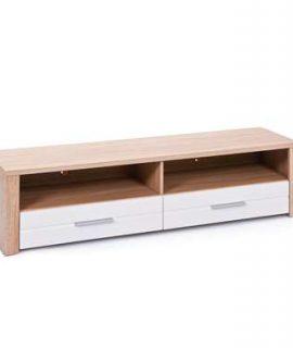 TV-meubel Absoluto – Bruin – 37x150x40 Cm