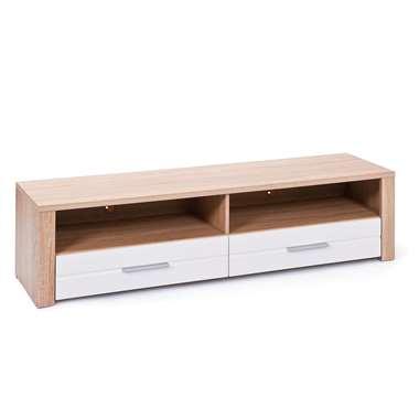 TV-meubel Absoluto - bruin - 37x150x40 cm