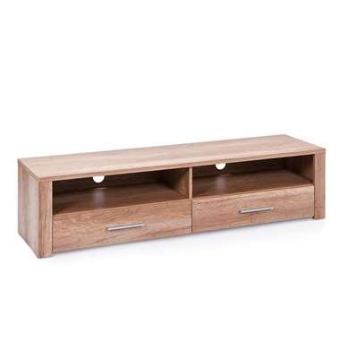 TV-meubel Absoluto 1 - bruin - 37x150x40 cm