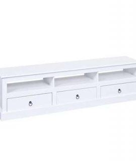 TV-meubel Provence – Wit – 45x173x39 Cm