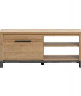 TV-meubel Finn – Licht Eikenkleur – 52x124x40 Cm