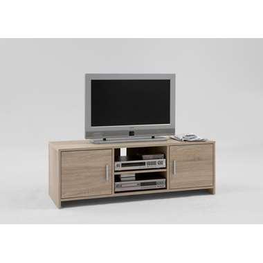 TV-meubel Poldi - eikenkleur - 46