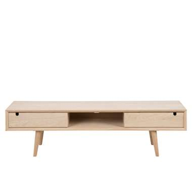 TV-meubel Edsta - naturel - 43x160x38 cm