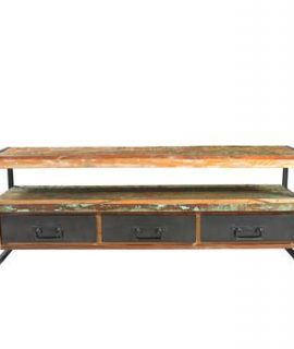 TV-meubel Lucas – Multikleur – 55x155x40 Cm