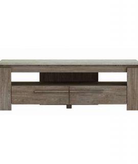 Demeyere TV-meubel Bastille – Walnootkleur – 47×138,3×39,7 Cm