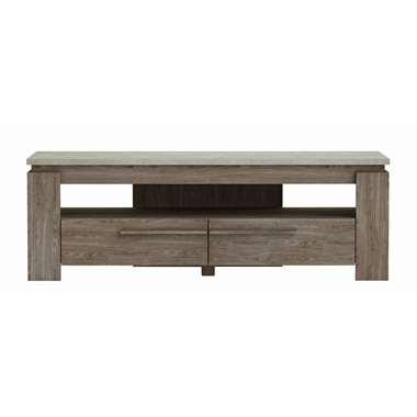 Demeyere TV-meubel Bastille - walnootkleur - 47x138