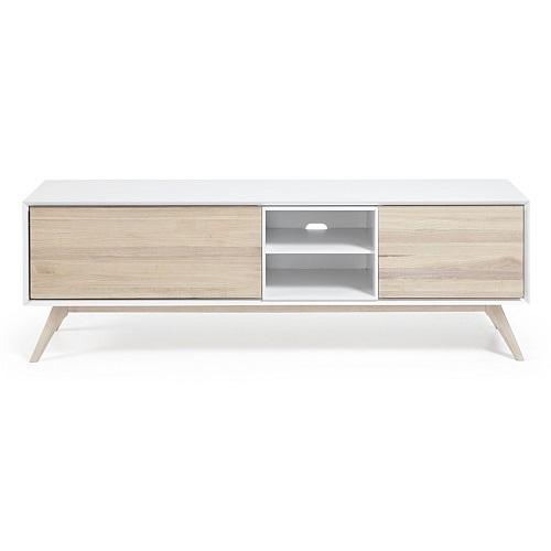 Kave Home Quatre Tv meubel Beige - 56 x 174 cm