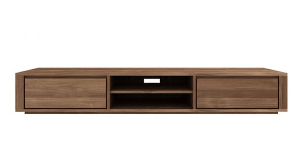 Ethnicraft Elemental TV Cupboard tv-meubel-2x lade