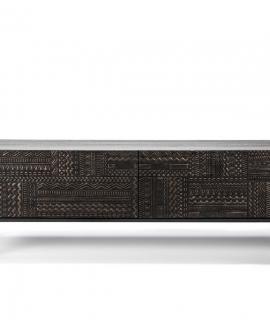 Ethnicraft Ancestors Tabwa TV Cupboard Tv-meubel-1x Lade