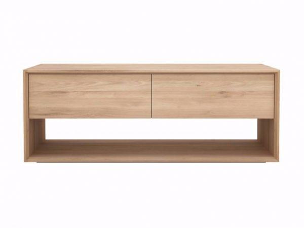 Ethnicraft Nordic TV Cupboard eiken tv-meubel-Small