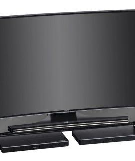 Tv Meubel Atlas 110 Cm Breed – Zwart
