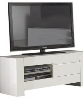 Tv Meubel Bianca 150 Cm Breed – Hoogglans Wit