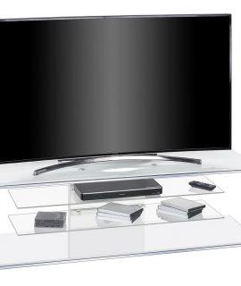 Tv Meubel Diamond 140 Cm Breed – Wit