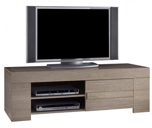 Tv meubel Esso 140 cm lang - Eiken decor