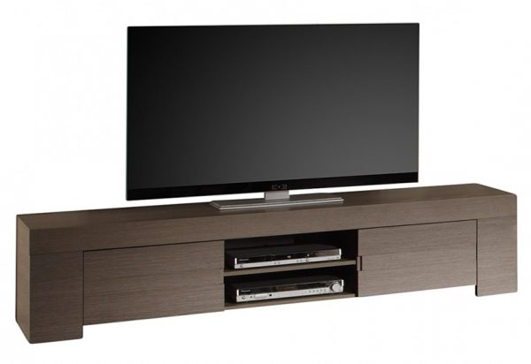 Tv meubel Esso 190 cm lang - Eiken decor