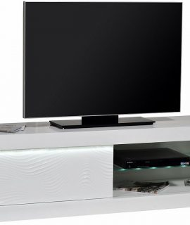 Tv Meubel Karma 170 Cm Breed – Hoogglans Wit