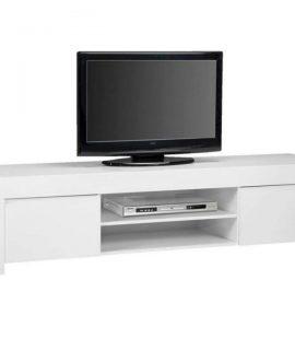 Tv Meubel Malifi 190 Cm Lang – Hoogglans Wit