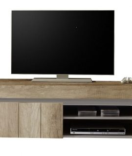 Tv Meubel Palmira Olmo 140 Cm Breed – Canyon Eiken