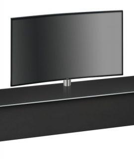 Tv Meubel Stick 180 Cm Breed – Zwart