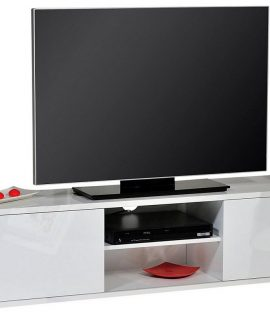 Tv Meubel Umbra 160 Cm Breed – Hoogglans Wit