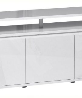 Tv Meubel Umbra 150 Cm Breed – Hoogglans Wit