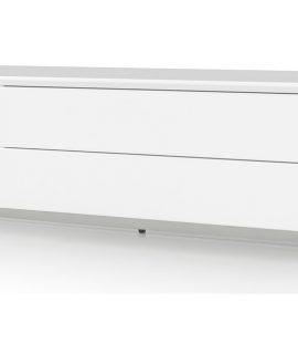 Tenzo TV Meubel Profil – L180 X B47 X H44 Cm – Mat Wit