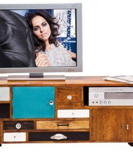 Kare Design TV Meubel Babalou – L125 X B40 X H45 Cm – Mangohout