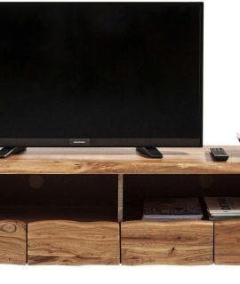 Kare Design TV Meubel Pure Nature – L140 X B40 X H45 Cm – Hout