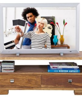 Kare Design TV Meubel Authentico Club – L120 X B40 X H43 Cm – Massief Sheesham Hout