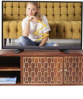 Kare Design – TV-Meubel Muskat – B140 X D35 X H50 Cm – Mangohout